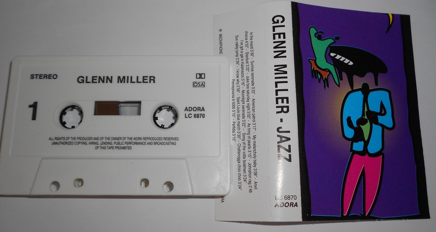 Glenn Miller - Jazz (MC)