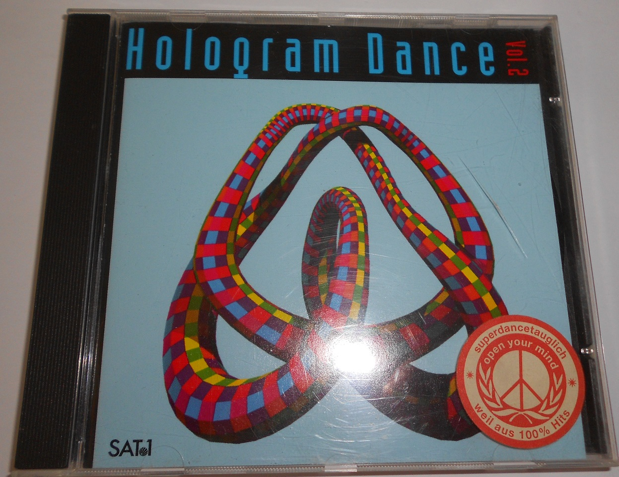 V/A - Hologram Dance Vol.2 (CD)