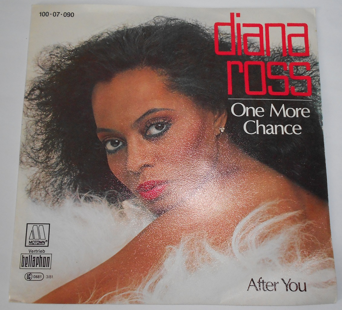 "Diana Ross - After You (7"",Single)"