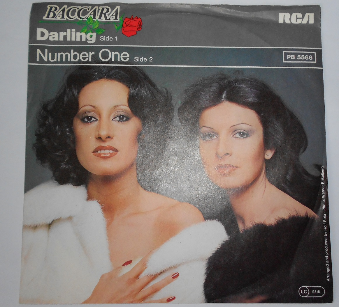 "Baccara - Darling (7"",Single)"