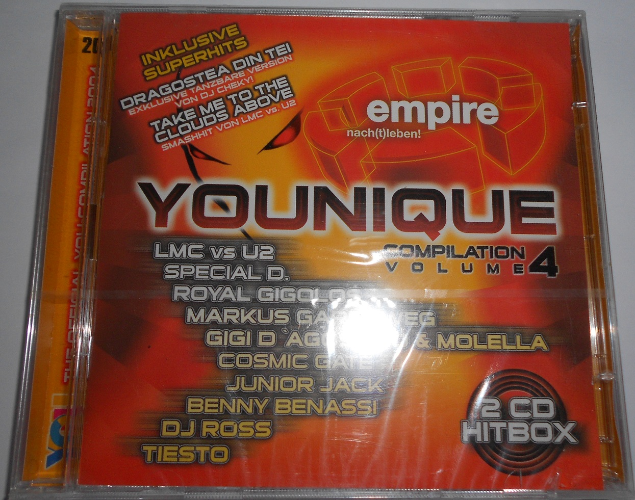 V/A - Empire Compilation Volume 4 Younique (CD)
