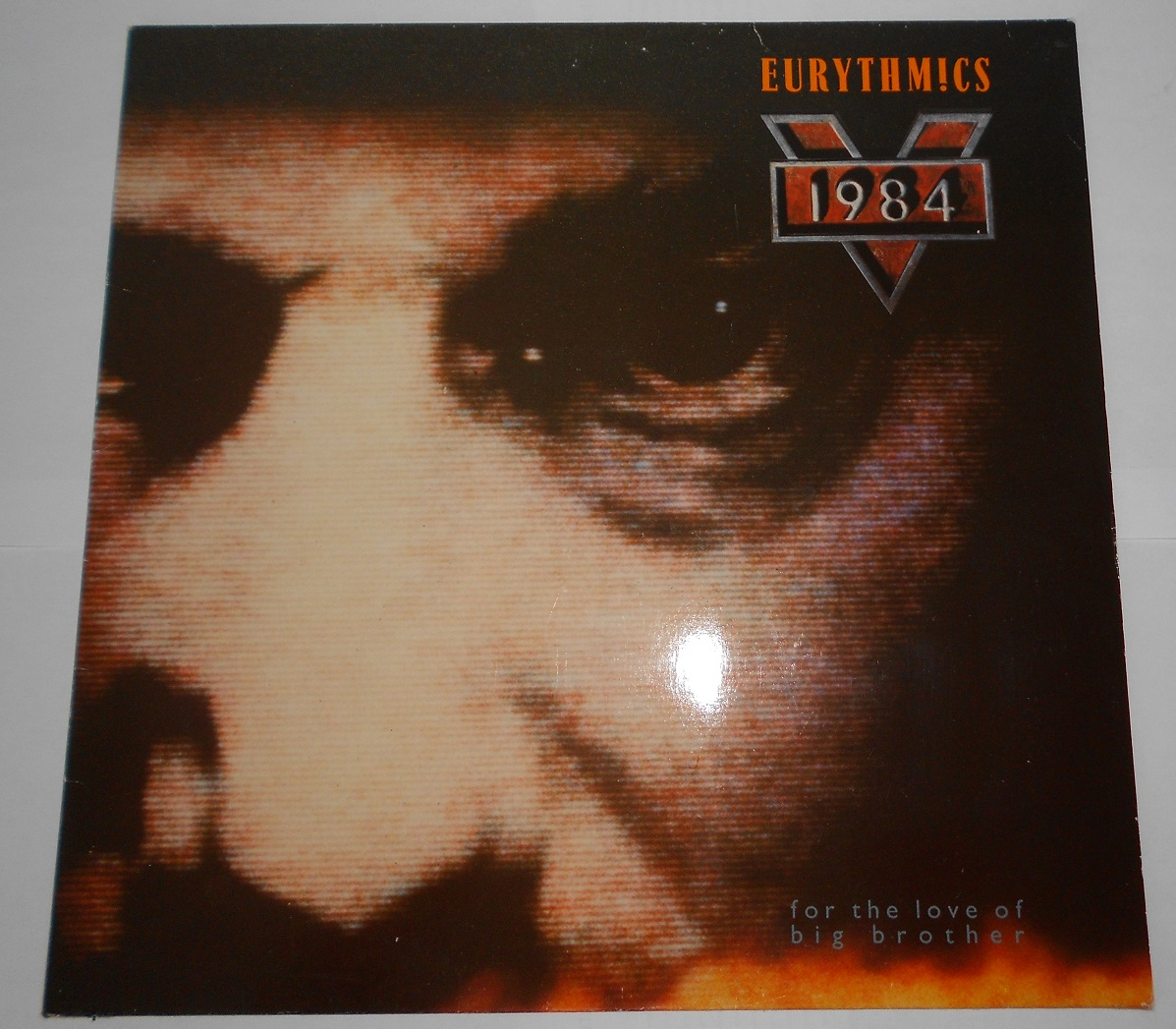 Eurythmics - 1984 (For The Love Of Big Brother) (LP)