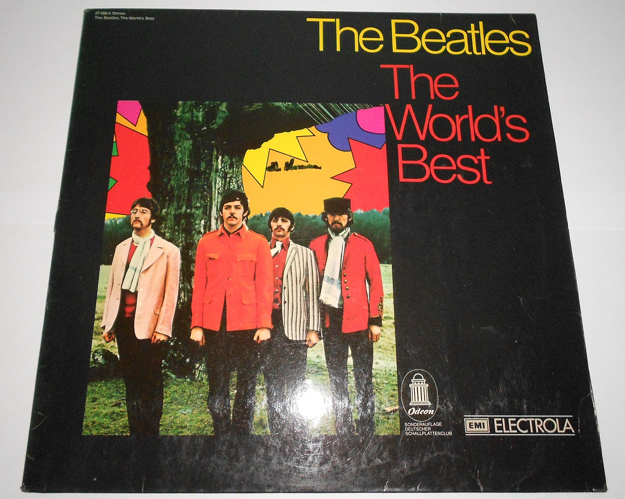The Beatles - The World,s Best