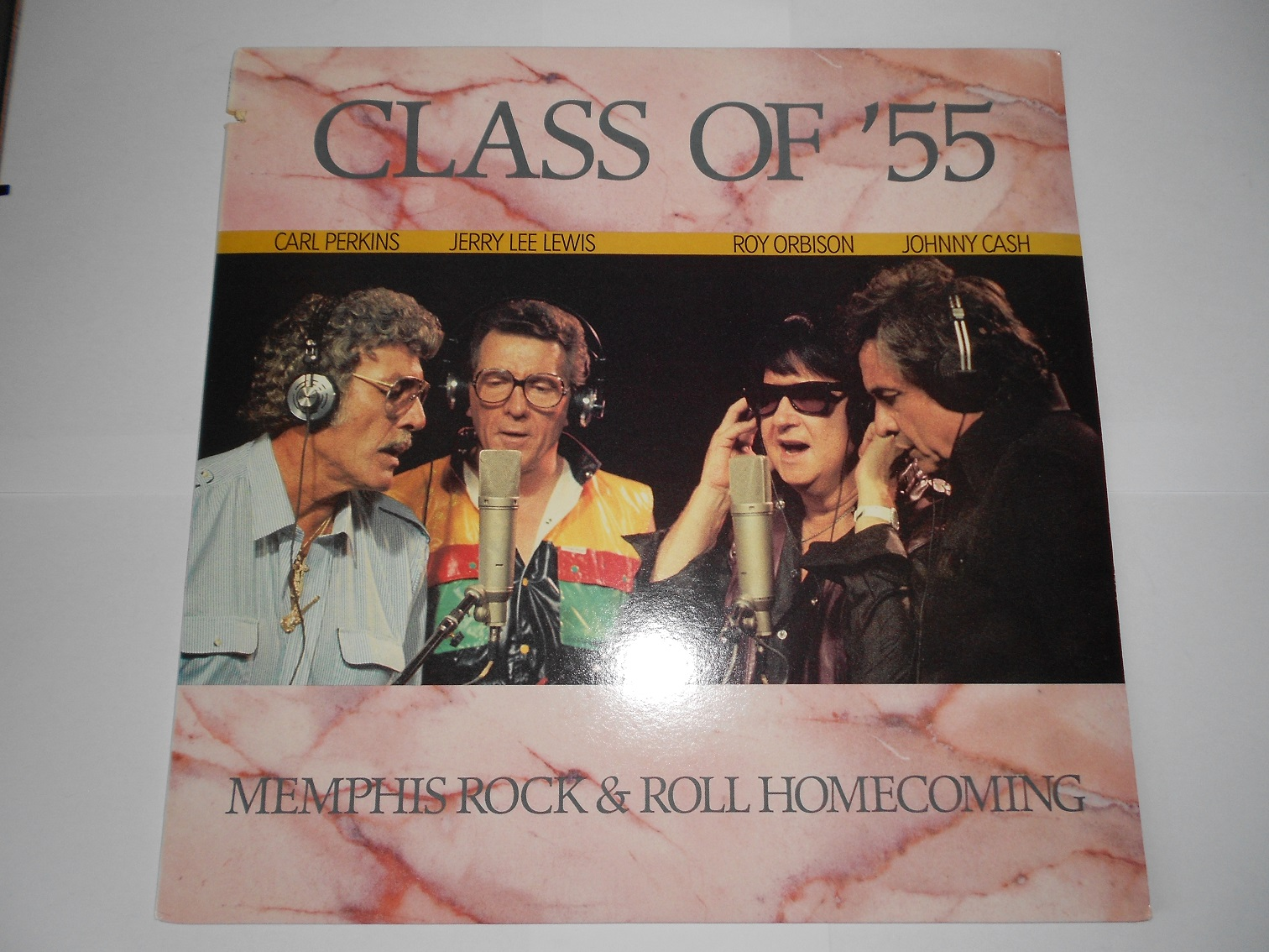 Class Of '55 ‎– Memphis Rock & Roll Homecoming