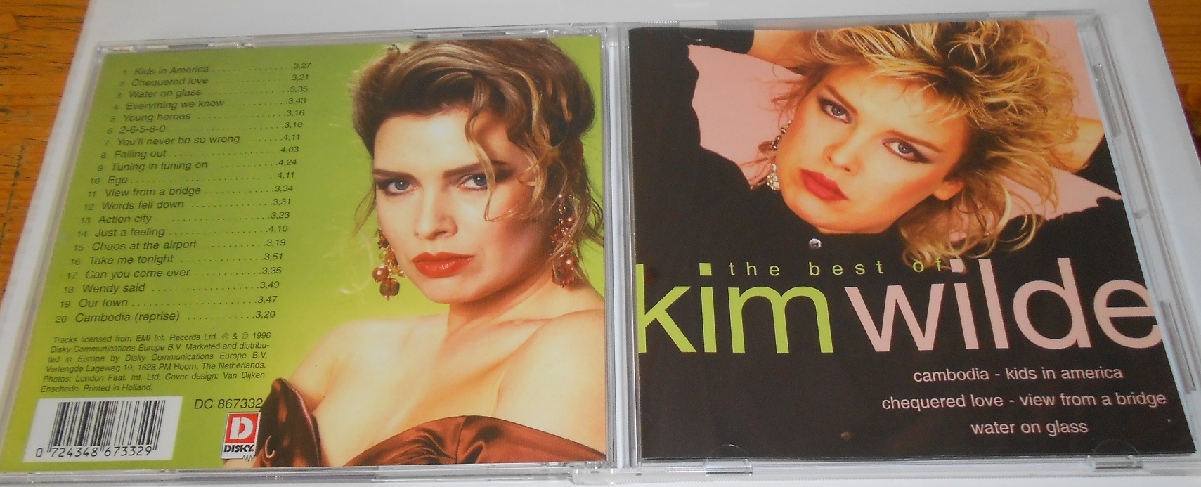 Kim Wilde - The Best Of