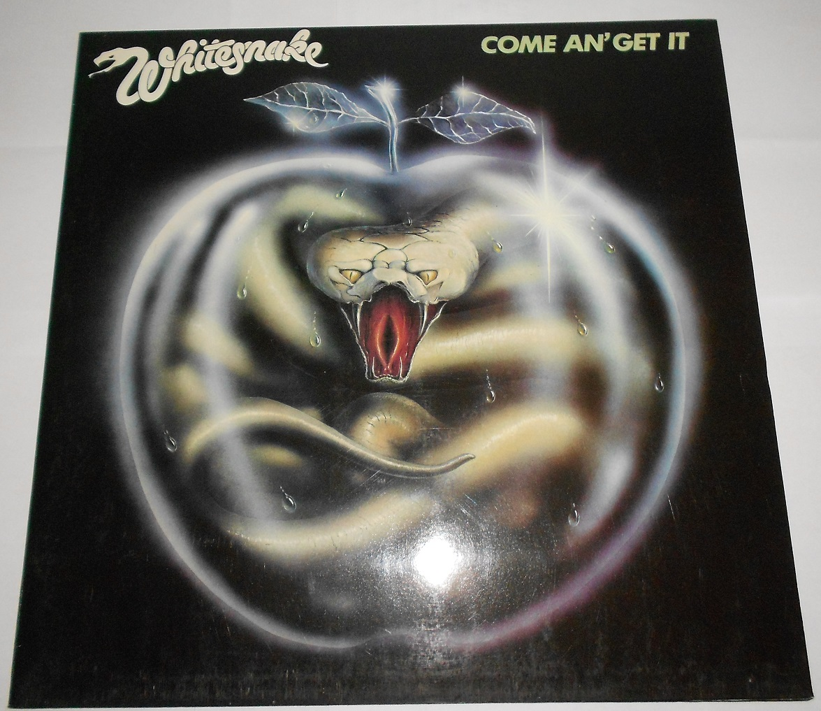 Whitesnake ‎– Come An' Get It