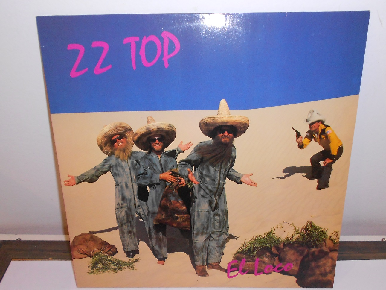 ZZ Top - El Loco (LP)
