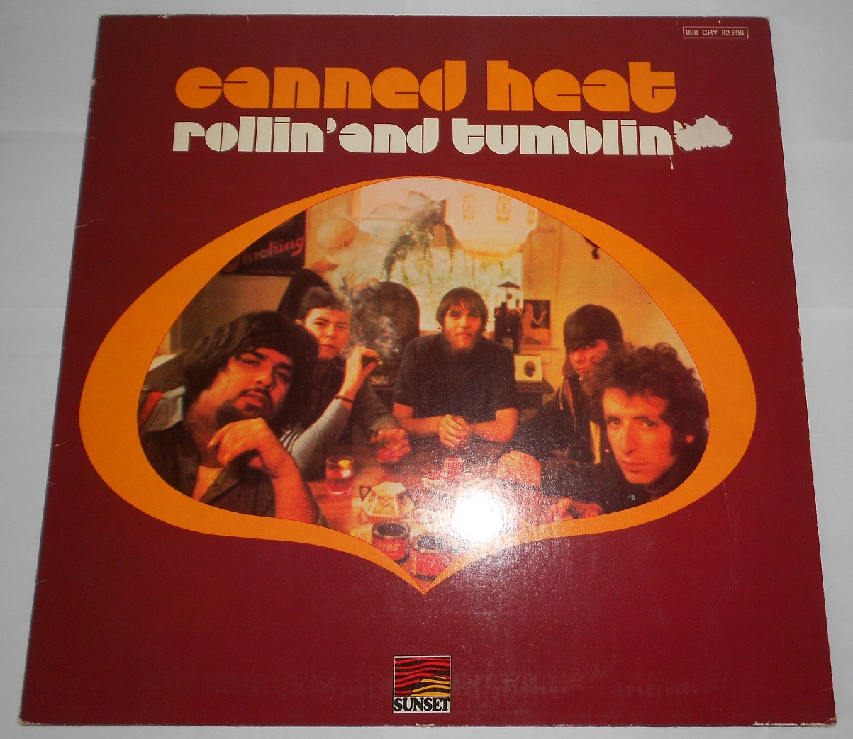 Canned Heat ‎– Rollin' And Tumblin'