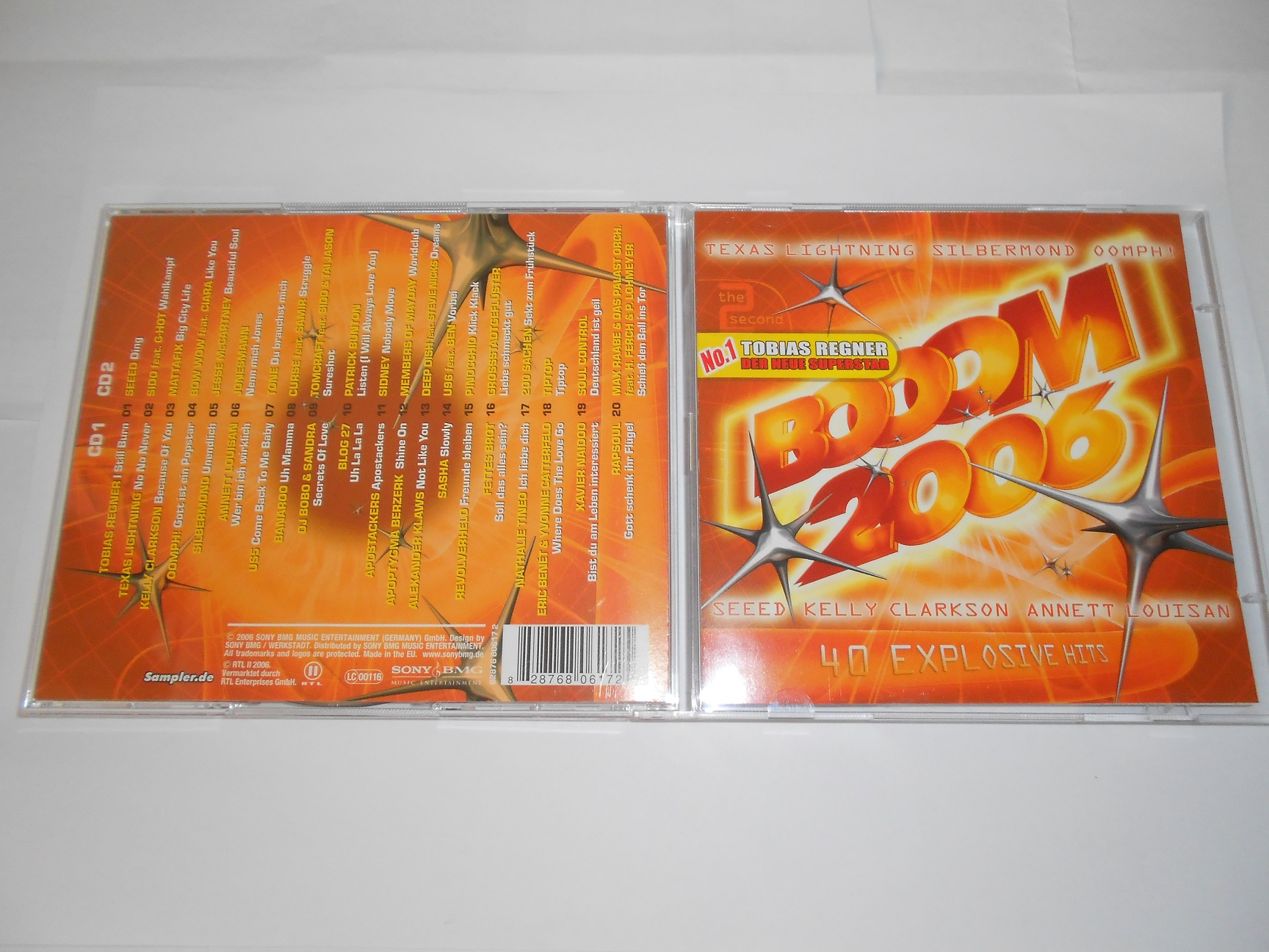 V/A - Booom 2006 - The Second