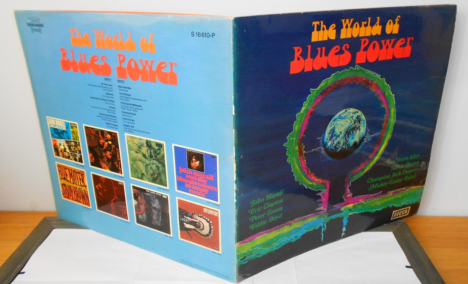 V/A - The World Of Blues Power