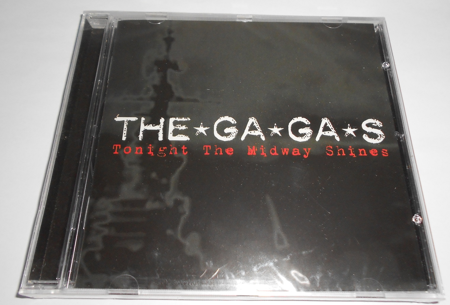The Ga Ga s  ‎– Tonight The Midway Shines