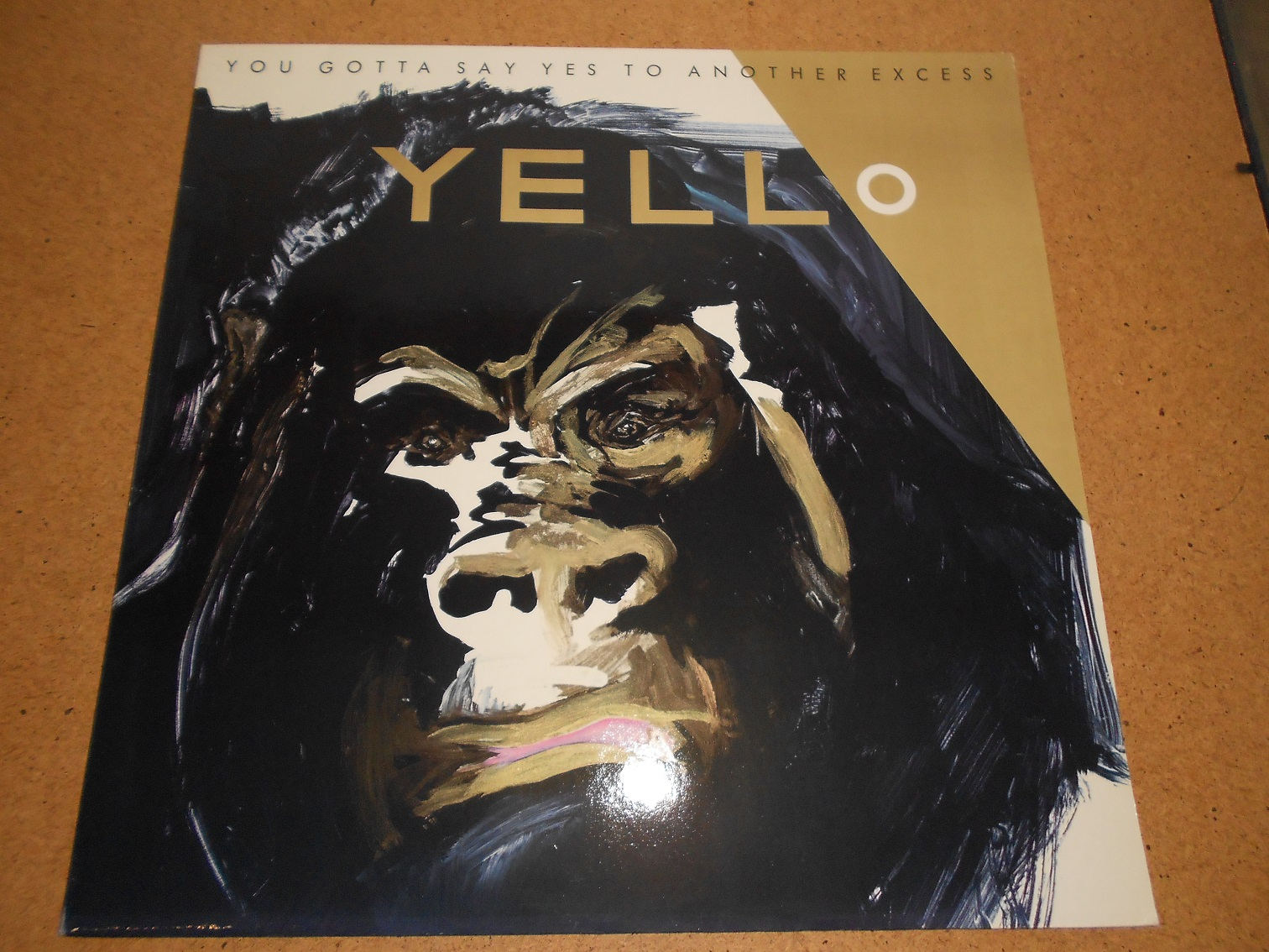 Yello - You Gotta Say To Another Excess