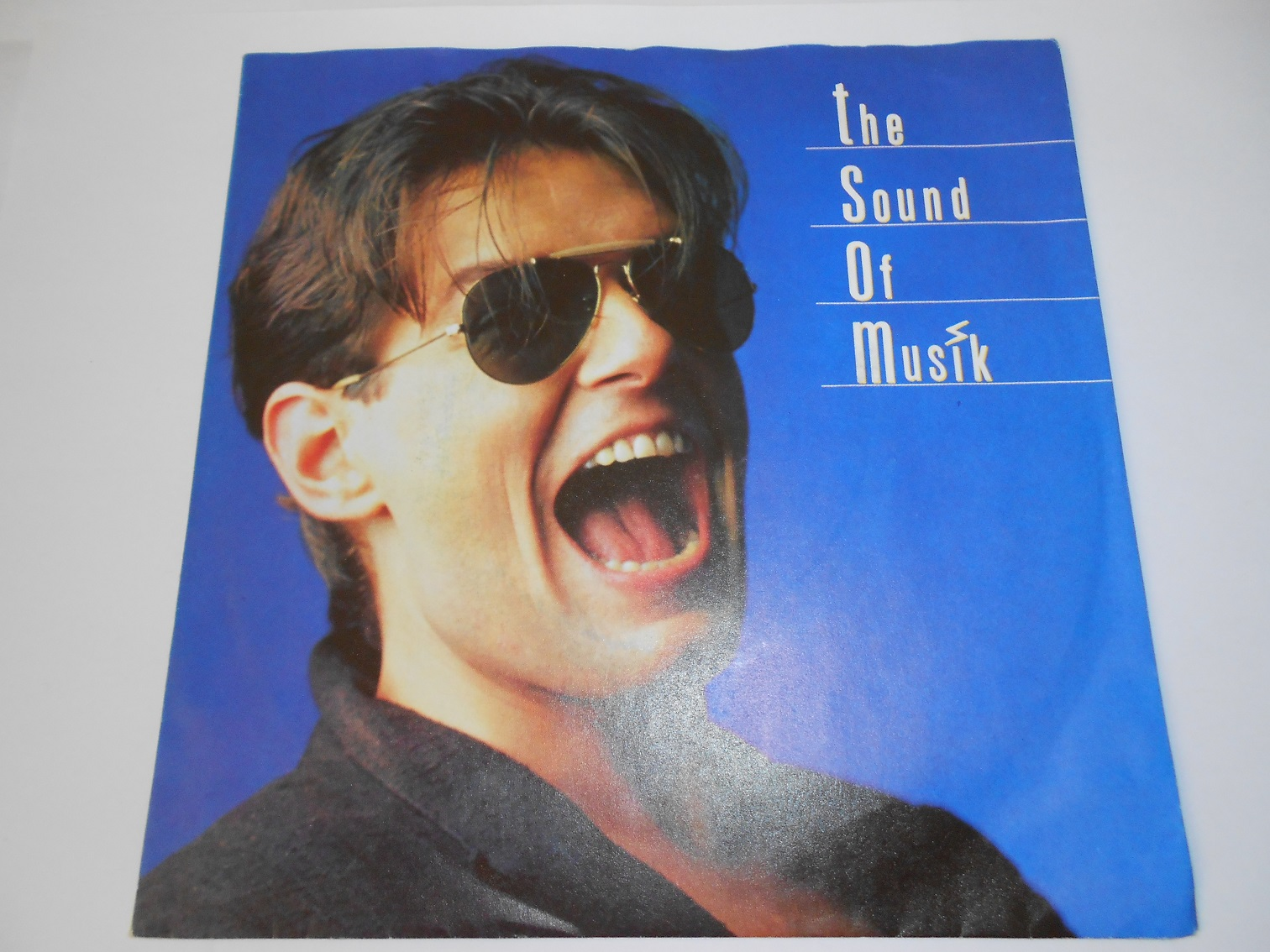 Falco - The Sound Of Musik 7""