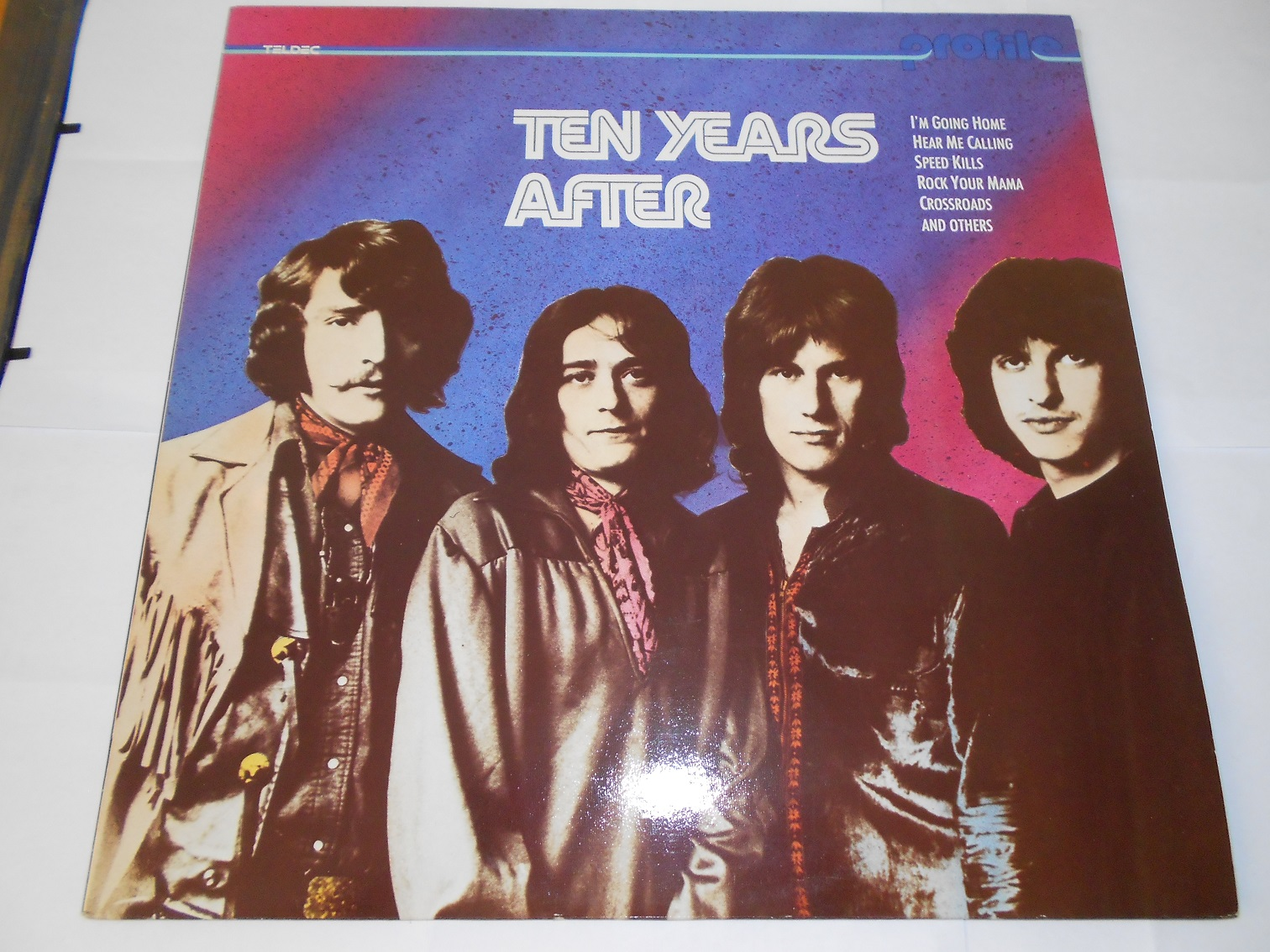 Ten Years After - Profile