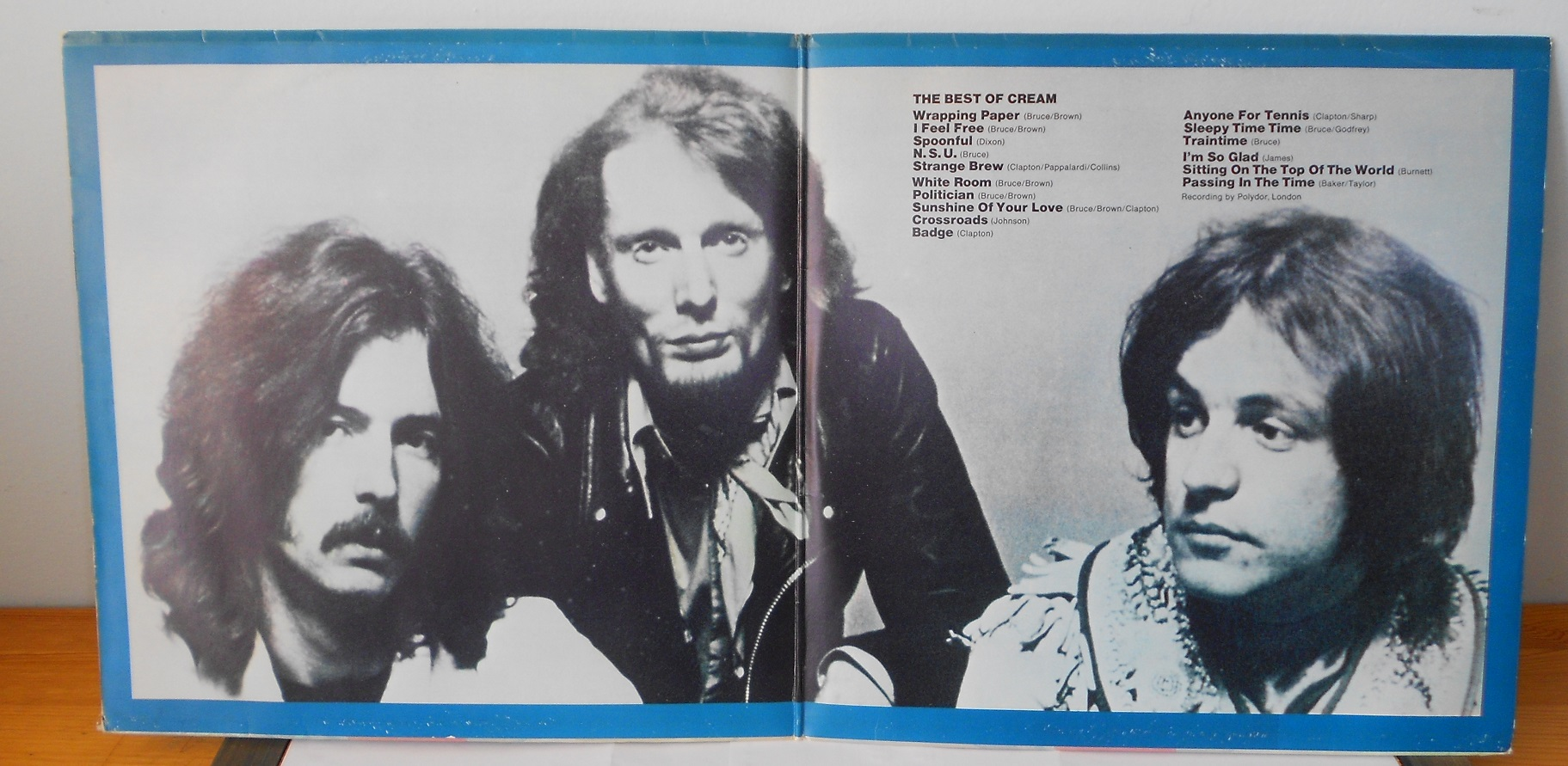 Cream - The Best Of Cream (2LP Karussell)