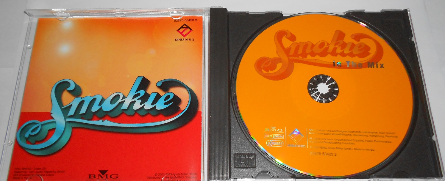 Smokie - In The Mix (CD)