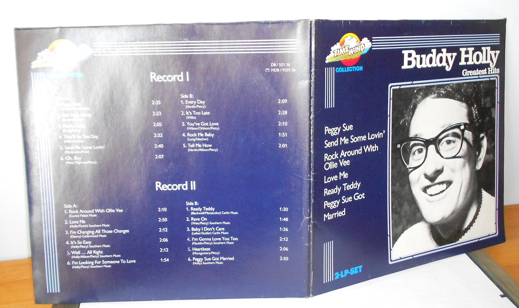 Buddy Holly - Greatest Hits (LP)