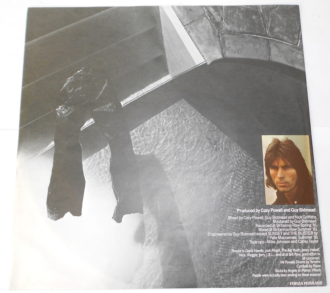 Cozy Powell - Tilt (LP)