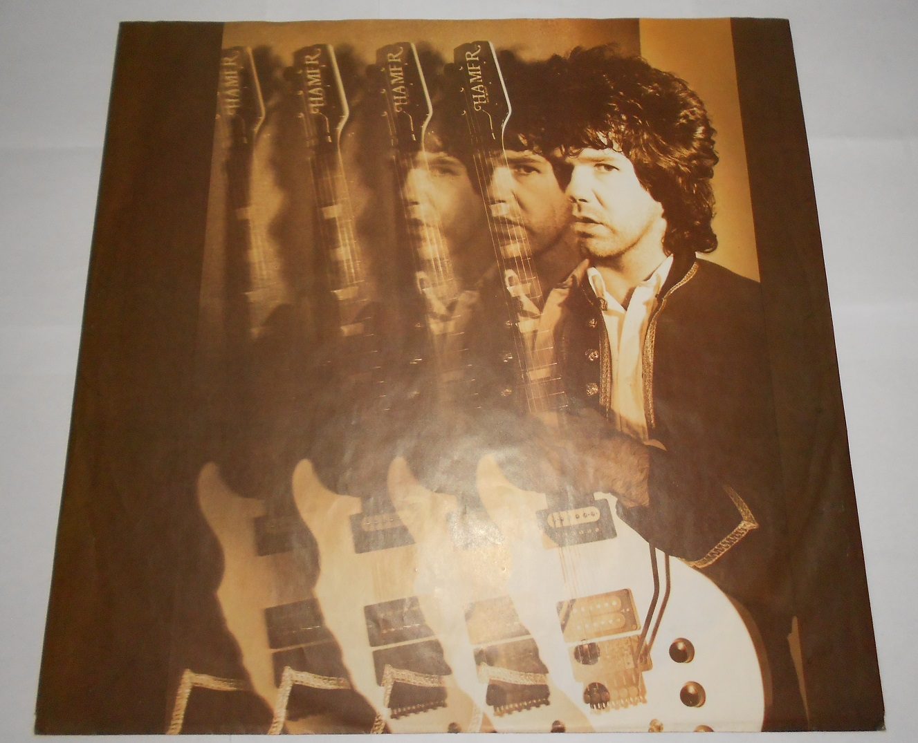 Gary Moore - Run For Cover (LP)