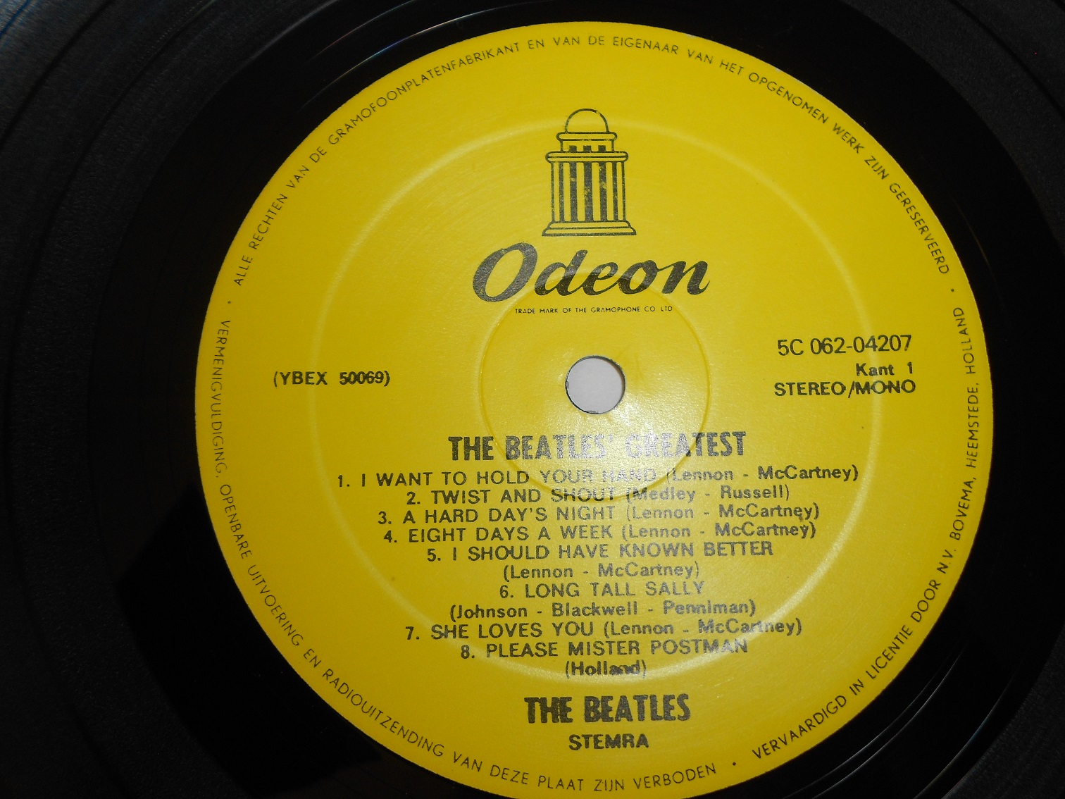 The Beatles - Beatles Greatest