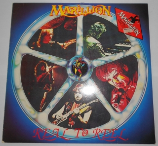 Marillion - Real To Reel (LP)
