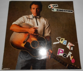 "Bruce Springsteen - Spare Parts (7"",Single)"