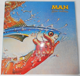 Man - Slow Motion (LP)