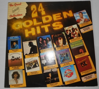 V/A - 24 Golden Hits The Great Embassy Collection (LP)