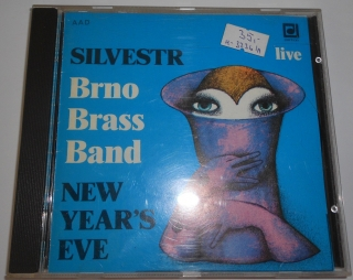 Brno Brass Band - Silvestr - New Year's Eve (CD)