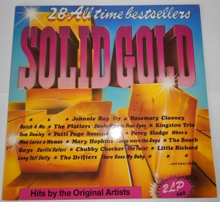 V/A - Solid Gold 28 All Time Bestsellers (LP)