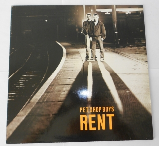 "Pet Shop Boys - Rent (12"")"
