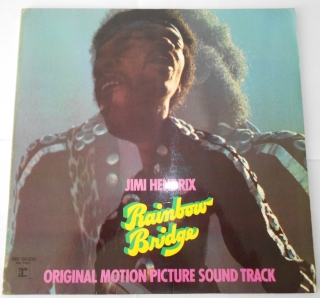 Jimi Hendrix - Rainbow Bridge - Original Motion Picture Sound Track (LP)