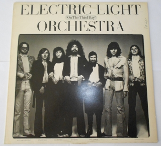 Electric Light Orchestra - On The Third Day (LP)