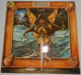 Jethro Tull - The Broadsword And The Beast (LP)