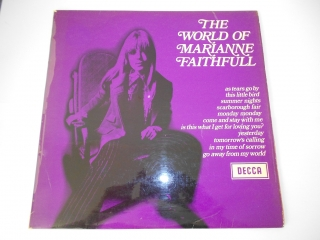 Marianne Faithfull - The World Of