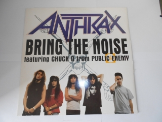 "Anthrax - Bring The Noise (12"")"