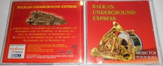 Balkan Underground Express - Music For Your Soul