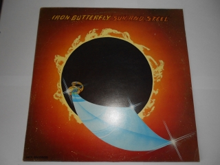 Iron Butterfly - Sun And Steel (LP)