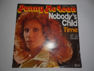 Penny McLean ‎– Nobody's Child 7""