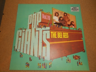 Bee Gees - Pop Giants Vol.19