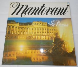 Mantovani And His Orchestra - In Vienna
