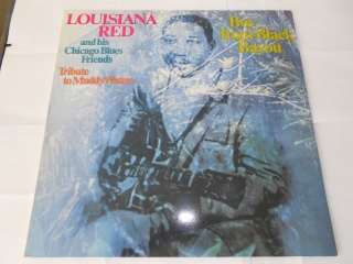 Louisiana Red And His Chicago Blues Friends ‎– Boy From Black Bayou - Tribute To Muddy Waters (LP)