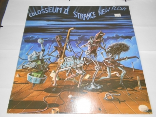 Colosseum II - Strange New Flesh (LP)