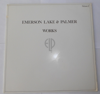 Emerson, Lake & Palmer - Works Volume 2 (LP)